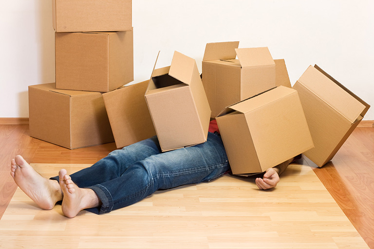 how to pack when moving